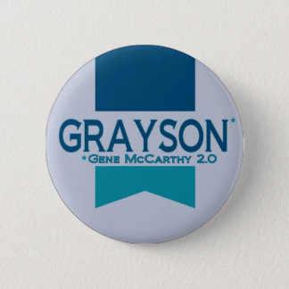 Alan Grayson for President 2012 2 Inch Round Button