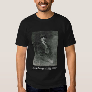 Alan Seeger Rendezvous with Death 1 Tshirts
