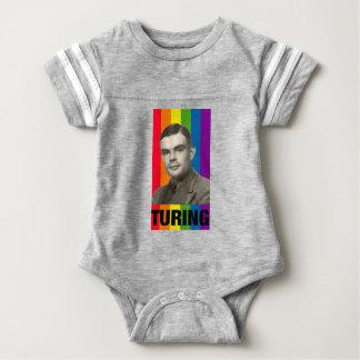 Alan Turing Baby Bodysuit