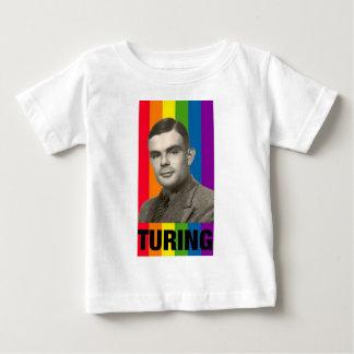 Alan Turing Baby T-Shirt