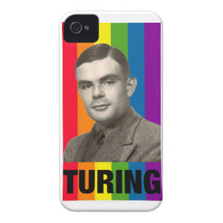 Alan Turing Case-Mate iPhone 4 Case