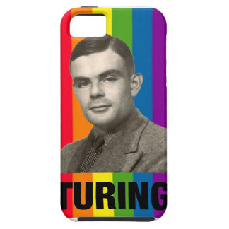 Alan Turing iPhone 5 Case