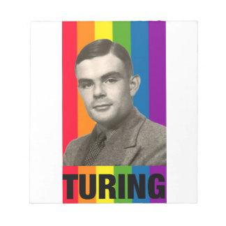Alan Turing Notepad