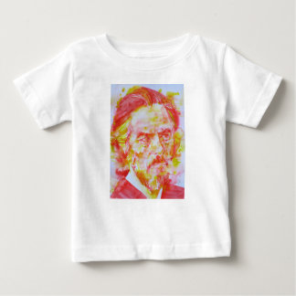 ALAN WATTS - watercolor portrait.4 Baby T-Shirt