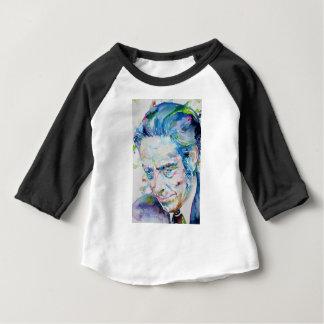 ALAN WATTS - watercolor portrait.5 Baby T-Shirt