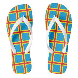 Aland Islands Flip Flops