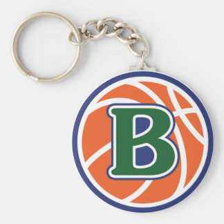 Alander Basketball Keychain