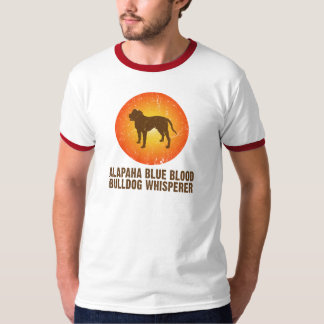 Alapaha Blue Blood Bulldog T-Shirt