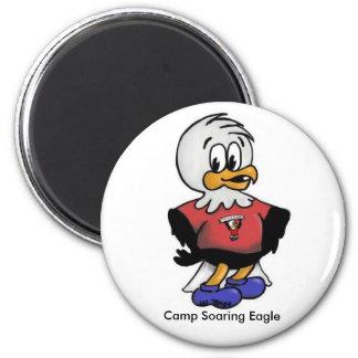 Alar, Camp Soaring Eagle 2 Inch Round Magnet