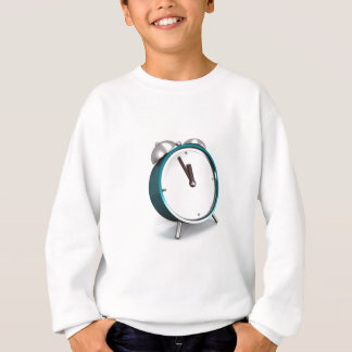 Alarm clock sweatshirt