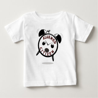 ALARMED CITIZEN BABY T-Shirt