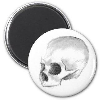 Alas, poor Yorick! 2 Inch Round Magnet