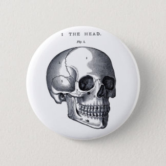 Alas, poor Yorick! Stylish Pin