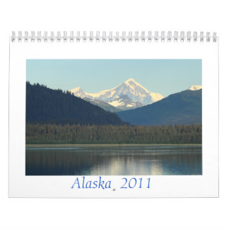 Alaska   2011 wall calendars