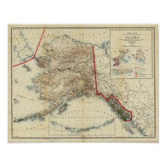 Alaska 6 poster