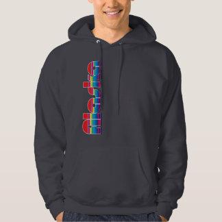 Alaska bauhaus shirt2 hoodie