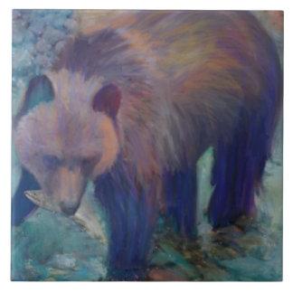 Alaska Bear Tile