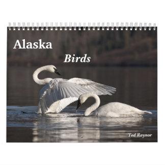 Alaska Birds Calendar