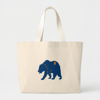 Alaska Bound Large Tote Bag