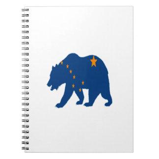 Alaska Bound Notebook