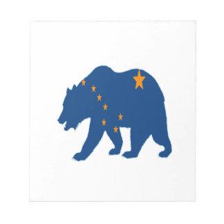 Alaska Bound Notepad