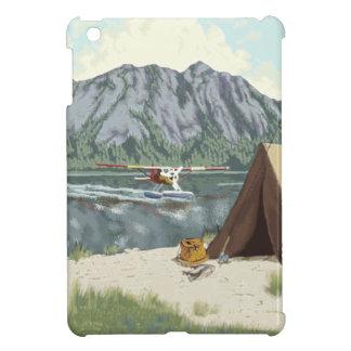 Alaska Bush Plane And Fishing Travel iPad Mini Cases