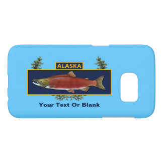 Alaska Combat Fisherman Badge Samsung Galaxy S7 Case
