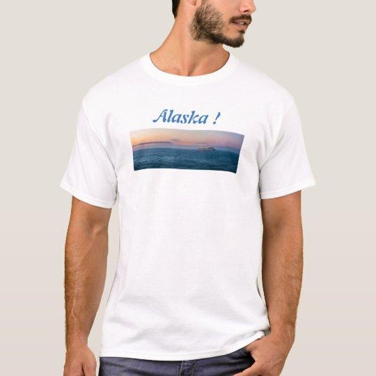 Alaska Cruise Ship T-Shirt