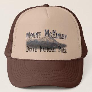 Alaska Denali National Park Mt McKinley Trucker Hat