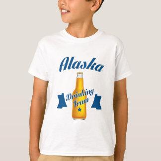 Alaska Drinking team T-Shirt