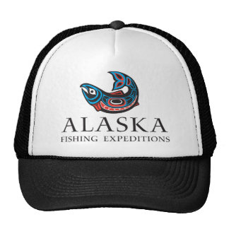 Alaska Fishing Expeditions - Trucker Hat