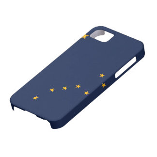 Alaska Flag Case For The iPhone 5