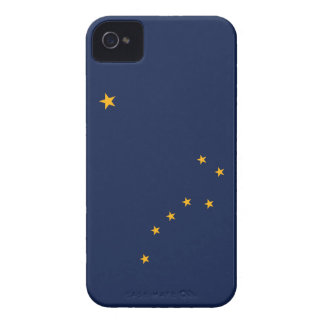 Alaska flag iPhone 4 Case-Mate case