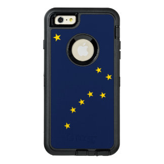 Alaska Flag Otterbox Defender Iphone 6 Plus Case