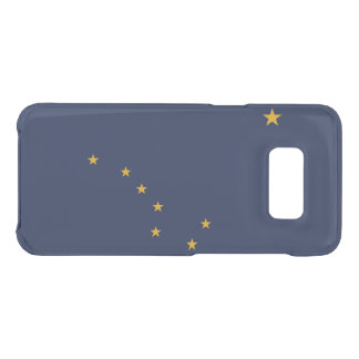 Alaska flag uncommon samsung galaxy s8 case