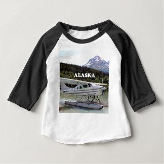 Alaska: Float plane, Trail Lake 3 Baby T-Shirt