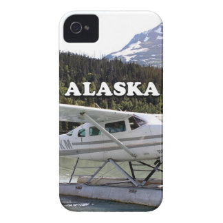 Alaska: Float plane, Trail Lake 3 iPhone 4 Case-Mate Case