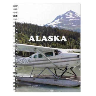 Alaska: Float plane, Trail Lake 3 Notebooks