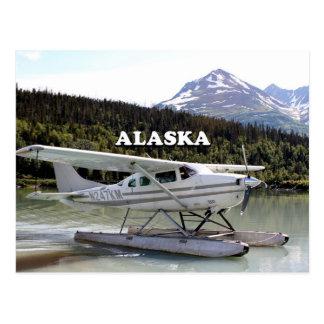 Alaska: Float plane, Trail Lake 3 Postcard