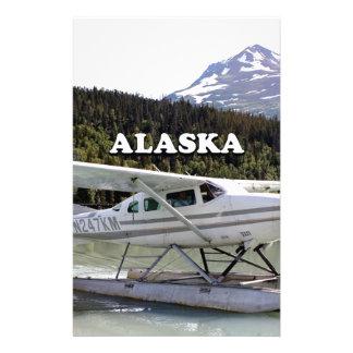 Alaska: Float plane, Trail Lake 3 Stationery