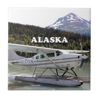 Alaska: Float plane, Trail Lake 3 Tile