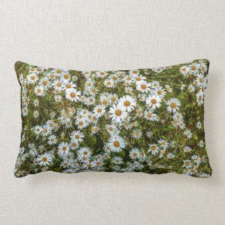 Alaska Flowers Lumbar Pillow