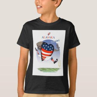 alaska football champs, tony fernandes T-Shirt