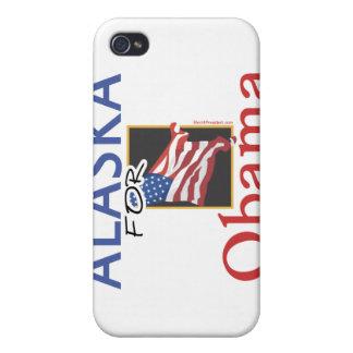 Alaska for Obama Election iPhone 4/4S Cases
