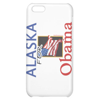 Alaska for Obama Election Cover For iPhone 5C