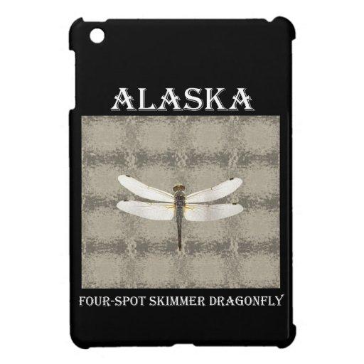 Alaska Four Spot Skimmer Dragonfly iPad Mini Cases