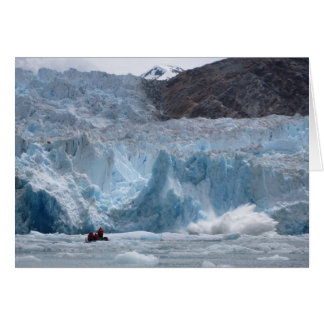 Alaska Glacier Blank Card
