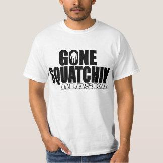 ALASKA Gone Squatchin - Original Bobo T-Shirt