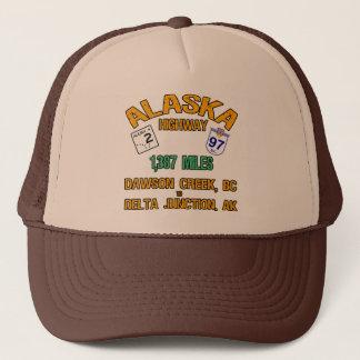 Alaska Highway Trucker Hat