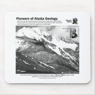 Alaska I - Geology Pioneers Mouse Pad